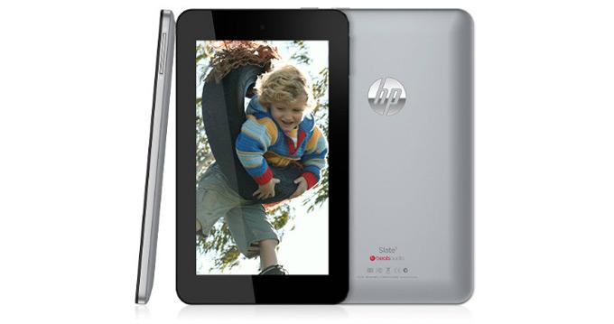 بررسی تبلت اچ پی (HP Tablet) مدل Slate 7