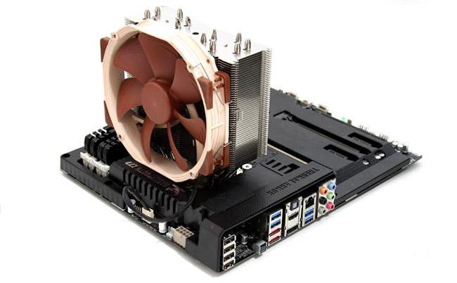معرفی NH-U12S و NH-U14S خنک کننده های پردازنده Noctua