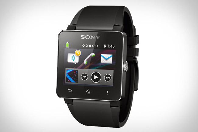 نسخه دوم ساعت مچی هوشمند سونی معرفی شد