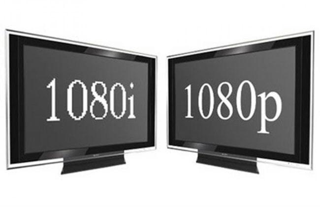 1080p و 1080i چه تفاوتی با هم دارند؟