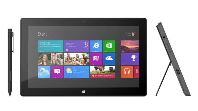 تبلت Surface Pro مایکروسافت در CES رونمایی شد