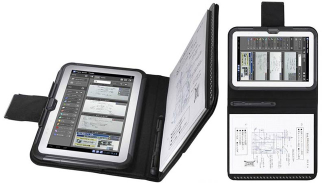 تبلت V-N500 کاسیو گرانترین تبلت جهان را ارائه نمود