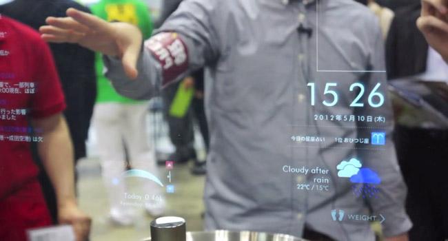 رونمایی آینه هوشمند اندرویدی Seraku در ژاپن