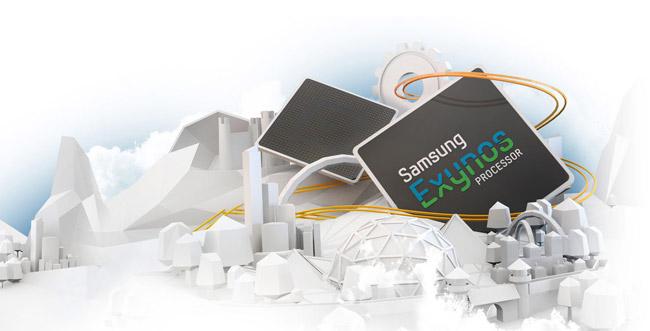 معرفی پردازنده Exynos 4 Quad را برای Galaxy S3 توسط سامسونگ