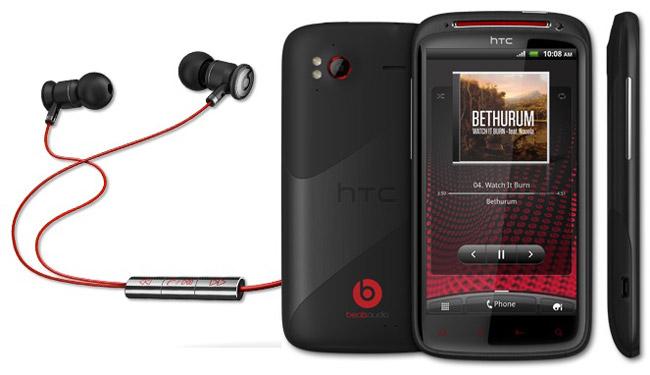 شرکت htc هدفون های Beats را از محصولاتش حذف نمود