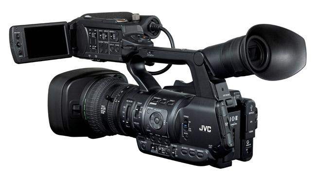 JVC دوربین فیلم برداری دستی GY-HM650 را رونمایی کرد