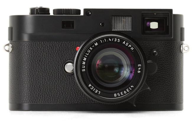 دوربین Leica M Monochorm و گرفتن عکس سیاه و سفید