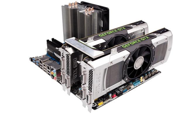 کارت گرافیک GeForce GTX 690 توسط انویدیا رونمایی شد