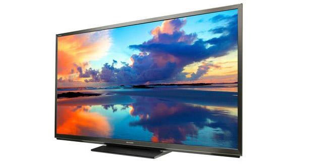 حضور پررنگ شارپ (Sharp) با تلویزیون های 60 و 70 اینچی