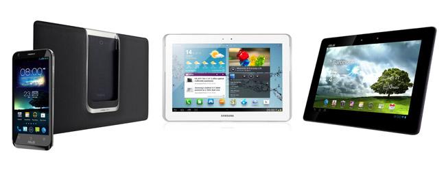 تبلت های برتر بهار 2012 (tablet) بخش اول