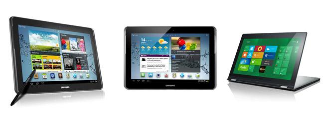 تبلت های برتر بهار 2012 (tablet) بخش دوم