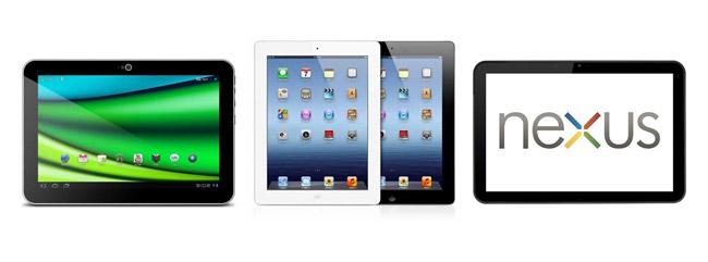 تبلت های برتر بهار 2012 (tablet) بخش سوم