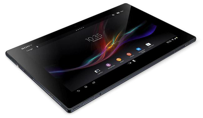 ورود تبلت Xperia Tablet S سونی به بازارهای جهانی