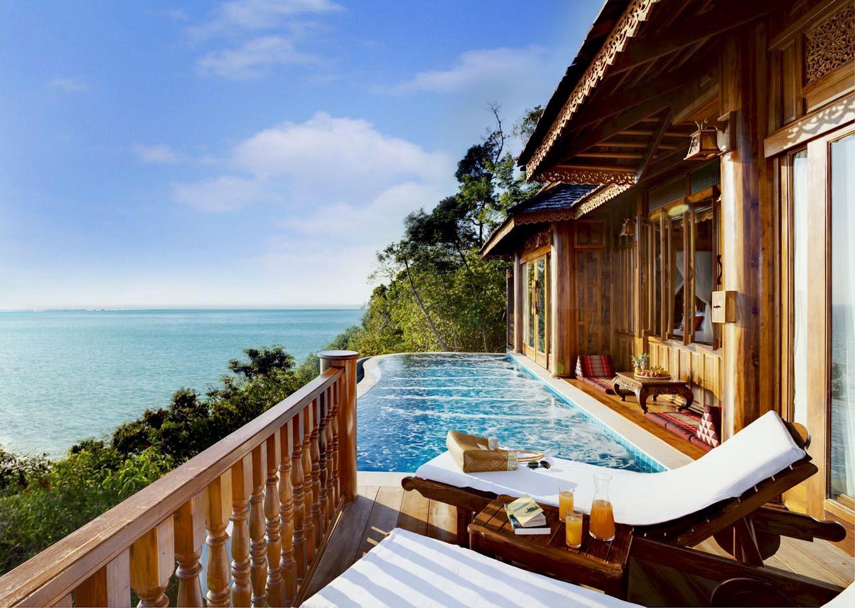 هتل که یائو نوا (Koh Yao Noi)