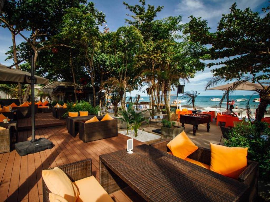 هتل نیمانورادی، که صامت (Nimmanoradee Resort, Koh Samet) تایلند