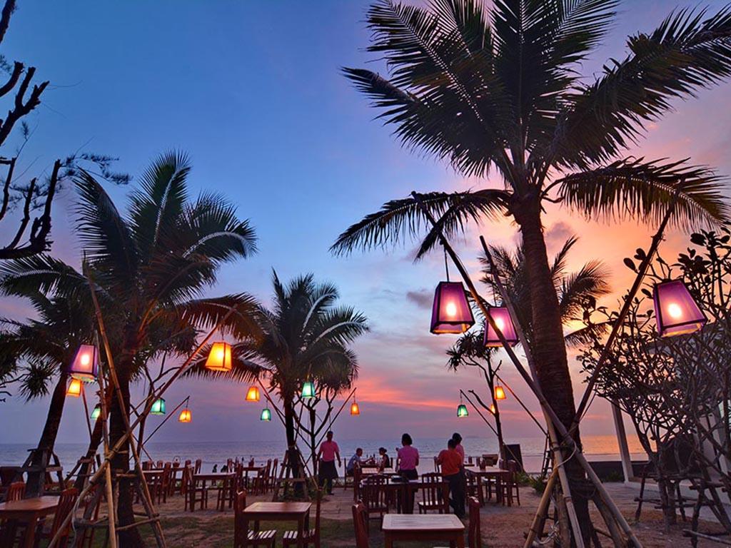 هتل خلیج آرام، که لانتا (Relax Bay, Koh Lanta) تایلند