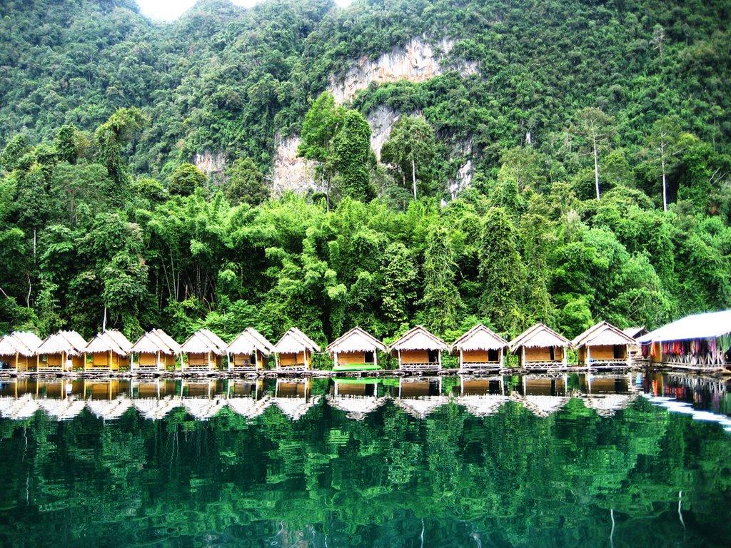 خانه های ییلاقی پارک ملی تاروتا تایلند