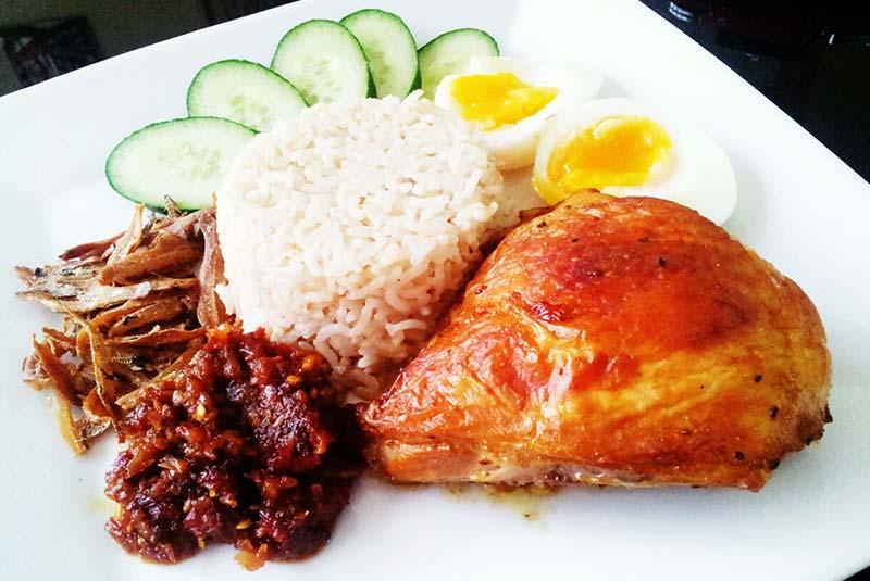 آشنایی با غذاهای مالزی