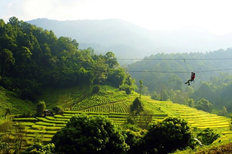 زیباترین جاذبه های شهر چیانگ مای