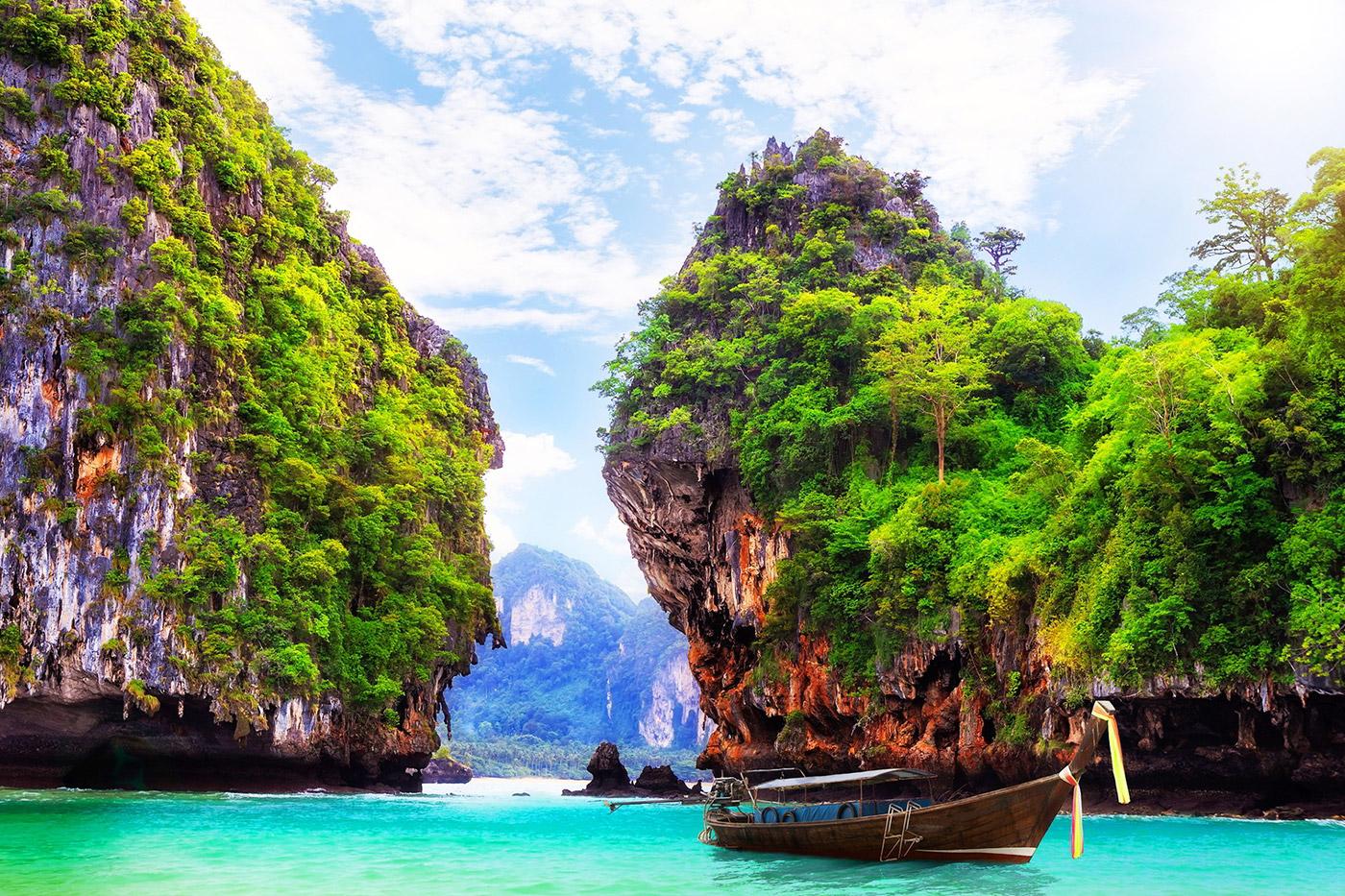چرا باید یک بار هم شده به تور تایلند برویم