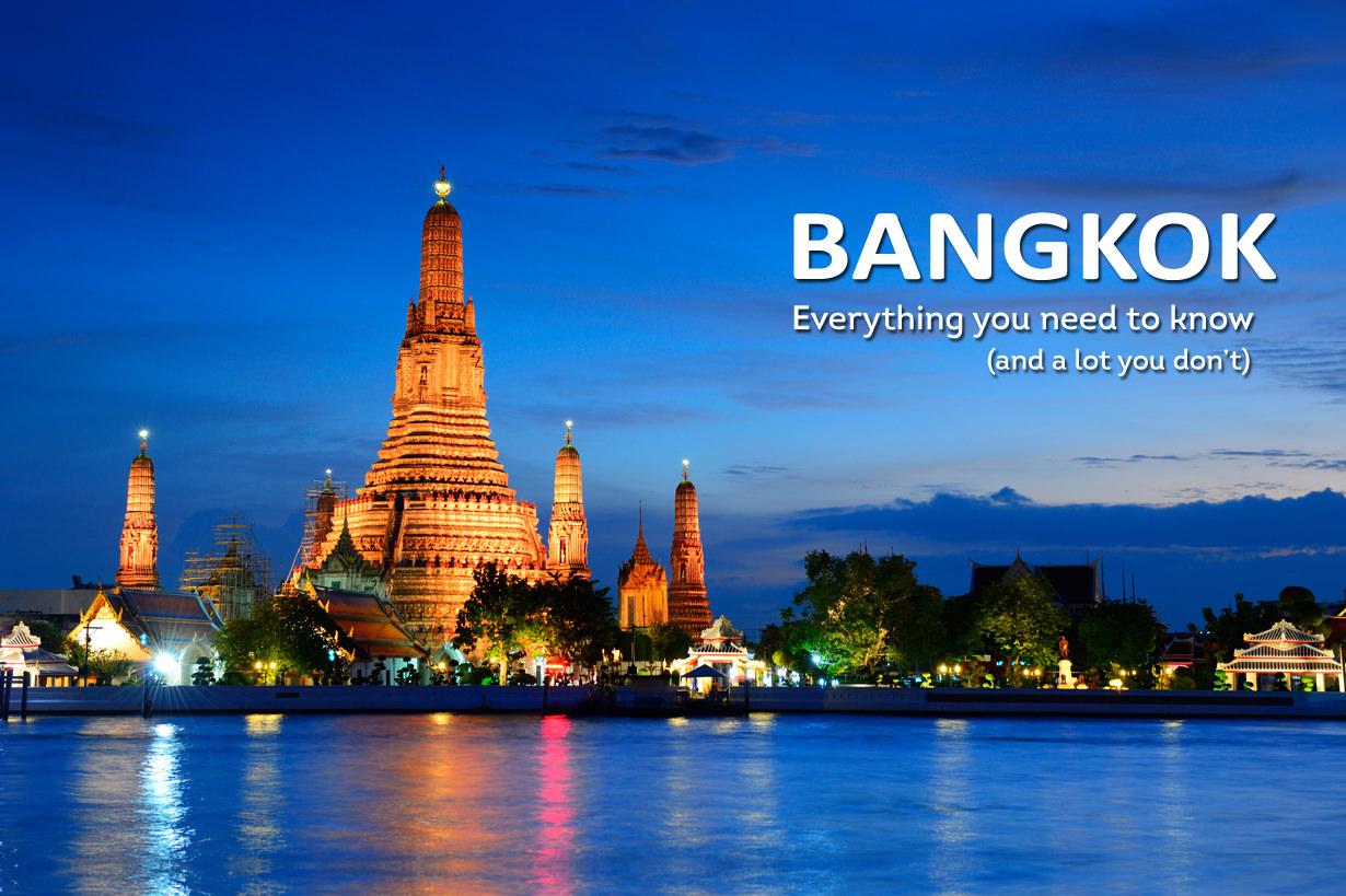 همه چیز درباره شهر بانکوک